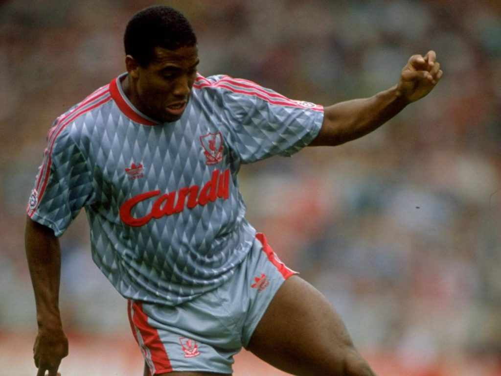 Liverpool's away kit from 1989-91 was considered absolute class back then.