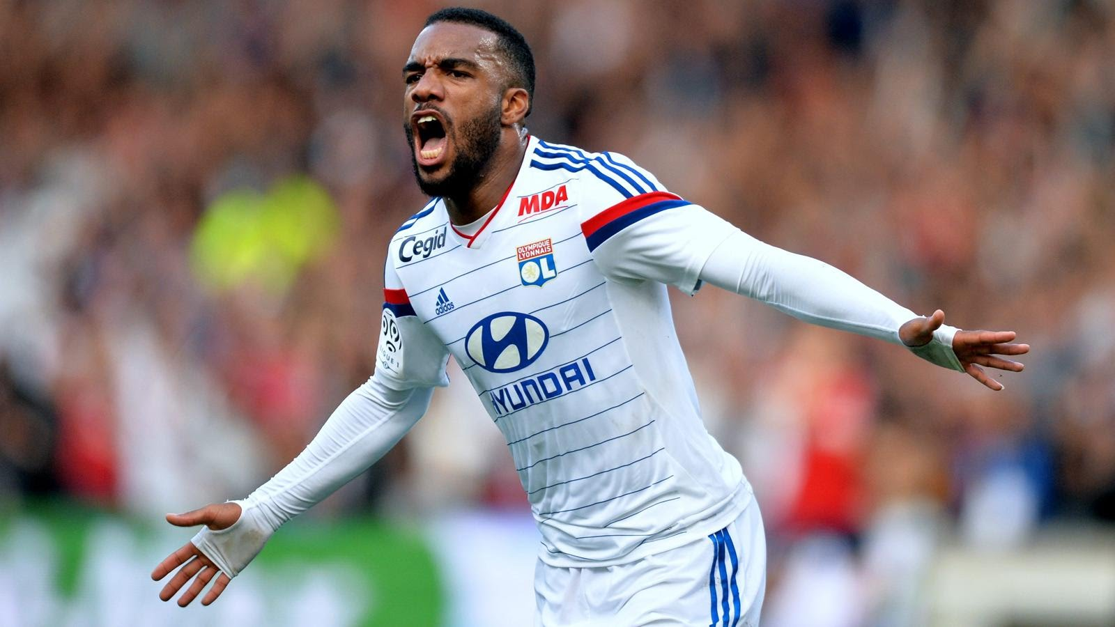 Lacazette has been linked with numerous clubs in the past few years, including Liverpool.