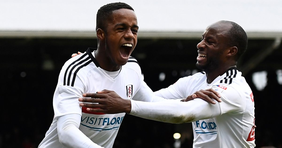 Ryan Sessegnon of Fulham