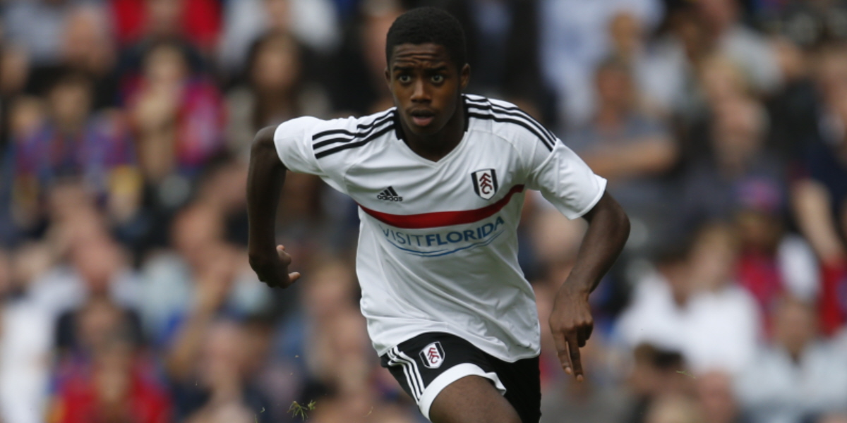 Ryan Sessegnon is a Liverpool target