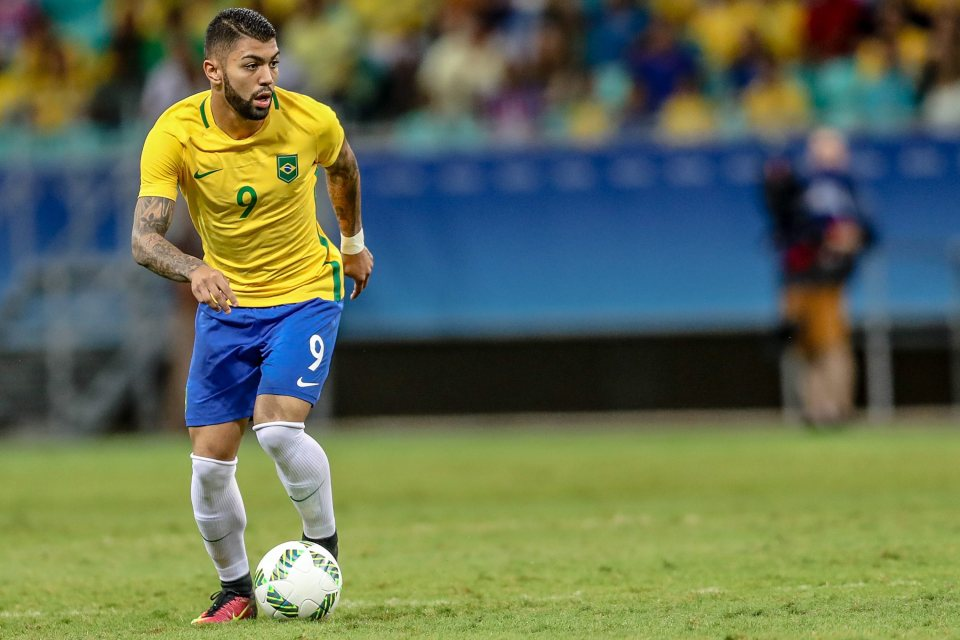 Gabriel Barbosa is a Liverpool target