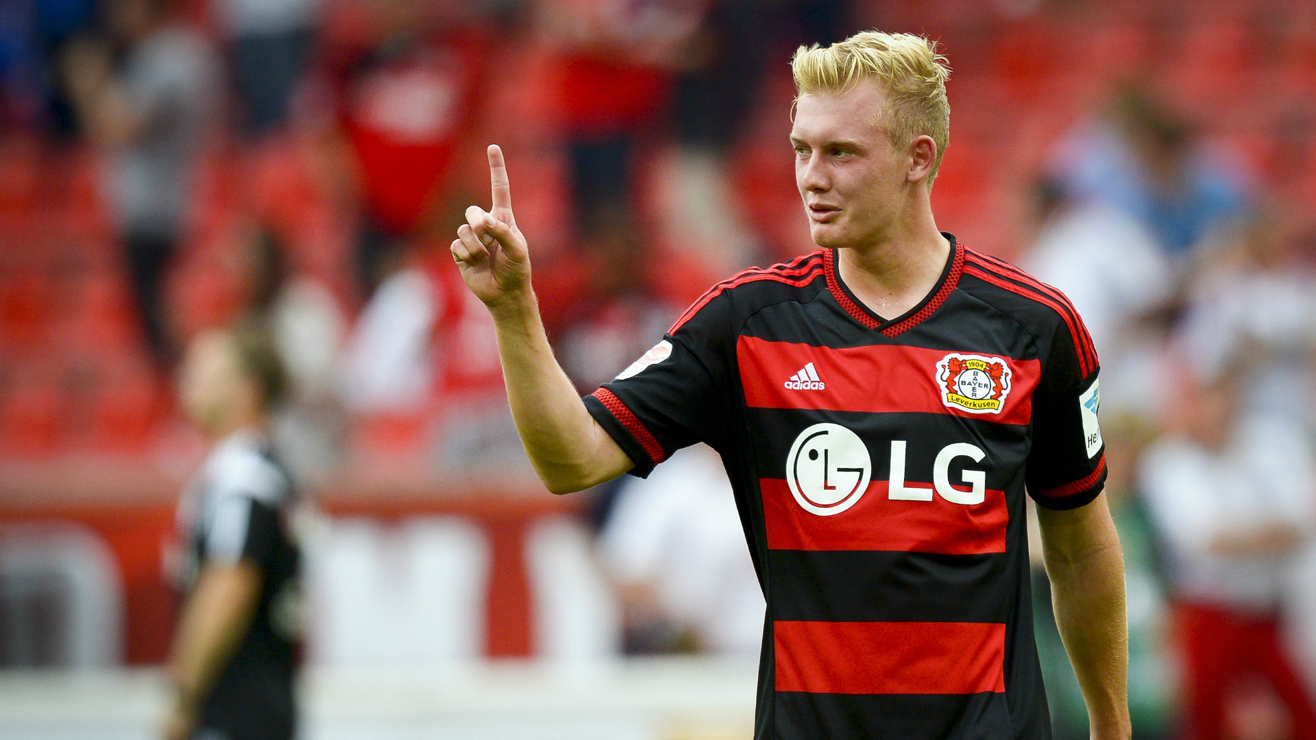 Liverpool are closing in on Julian Brandt