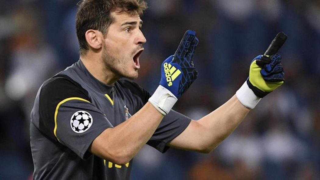Casillas offers heartfelt message to Liverpool fans after ...