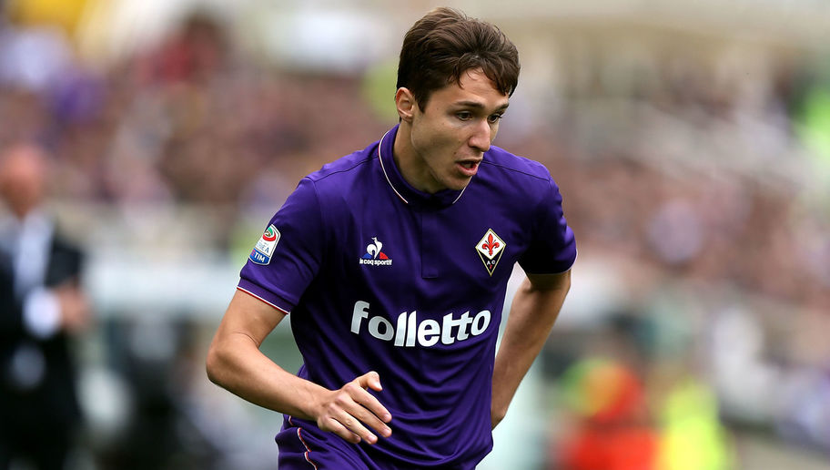 Liverpool interested in Federico Chiesa