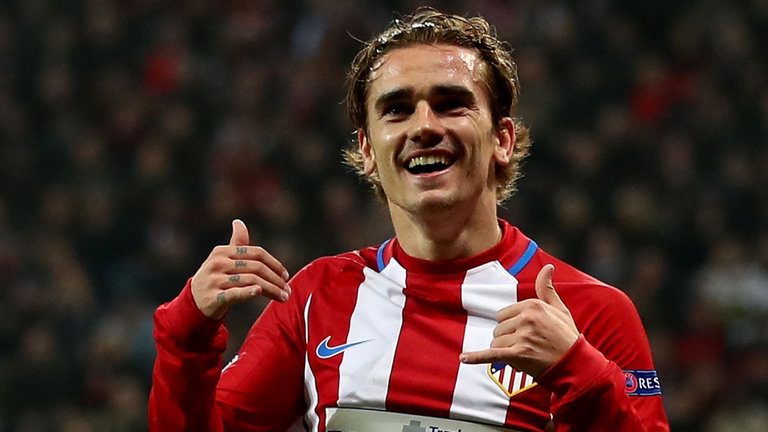 Griezmann left Atletico Madrid for Barcelona last summer