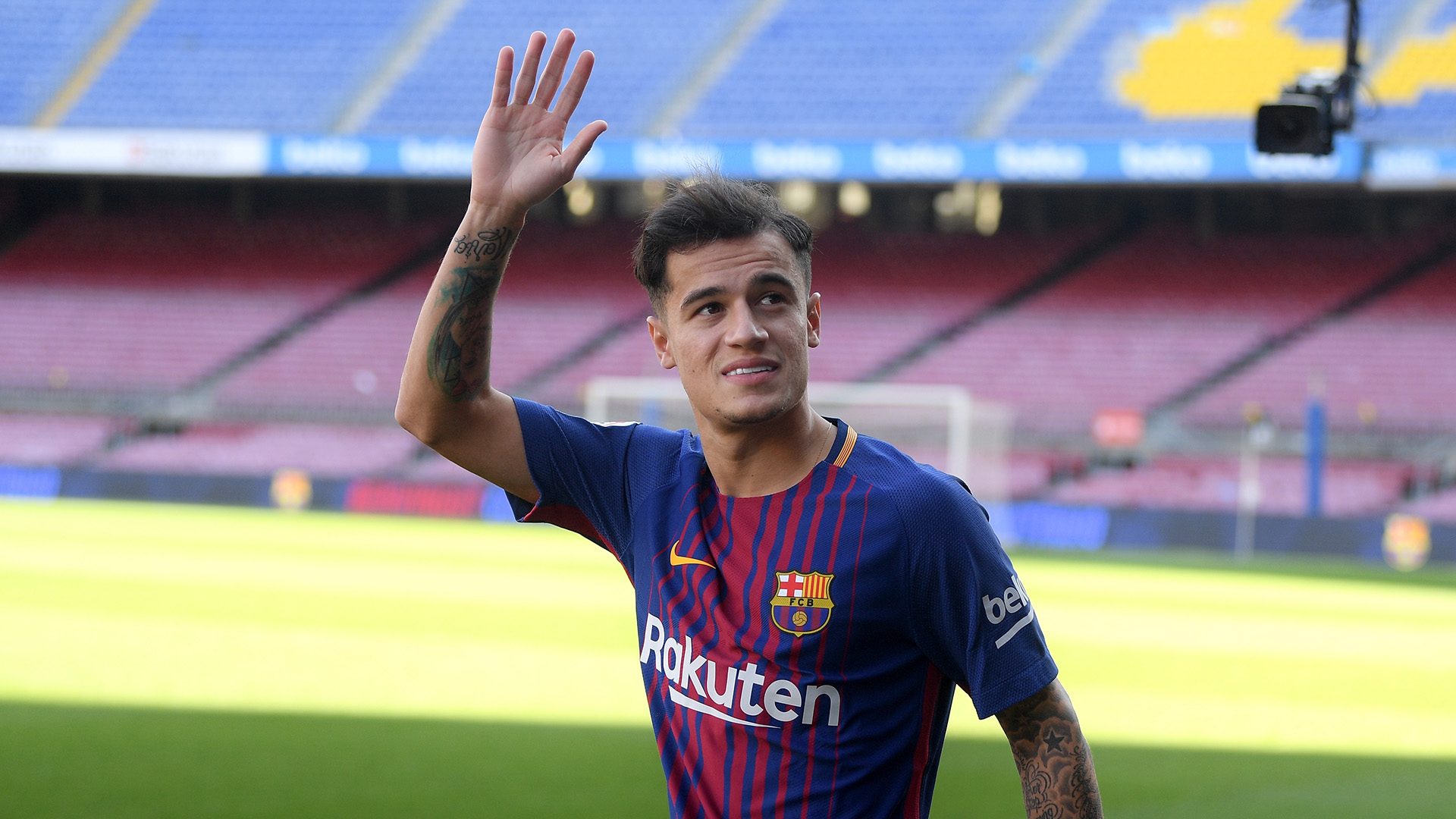 Philippe Coutinho at Barcelona