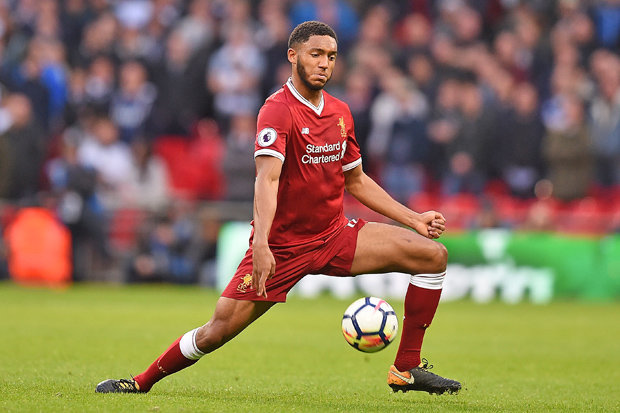 Joe Gomez Liverpool