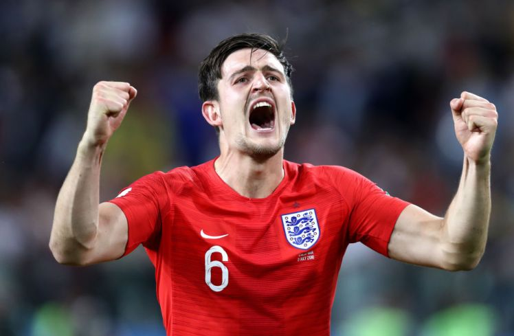Liverpool Fans React To Kyle Walker Sharing Harry Maguire Meme