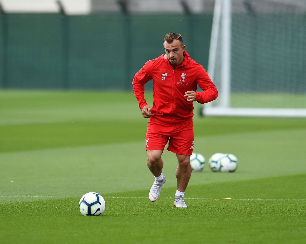 33d7be0dcec The Swiss star performed well in pre-season as he scored a wonderful goal  against United in the International Champions Cup and came off the bench in  our ...