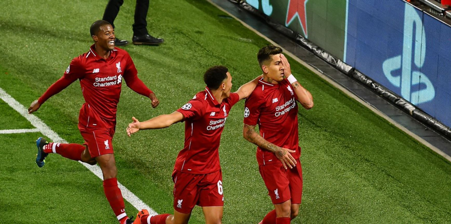 Liverpool Firmino