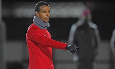 Joel Matip of Liverpool