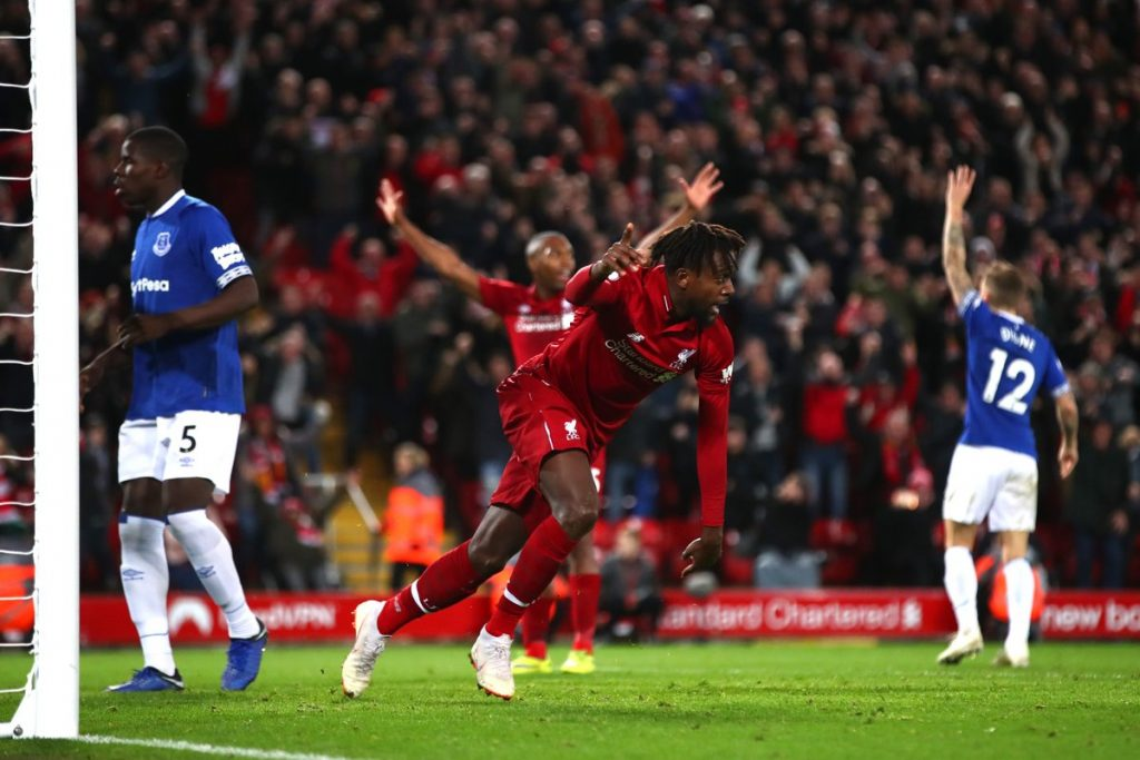 Liverpool have dominated Everton in recent years