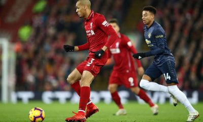 Fabinho of Liverpool