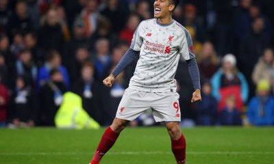 Roberto Firmino of Liverpool