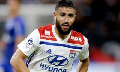 Nabil Fekir of Lyon