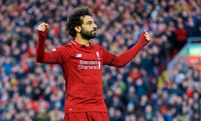 Mohamed Salah of Liverpool