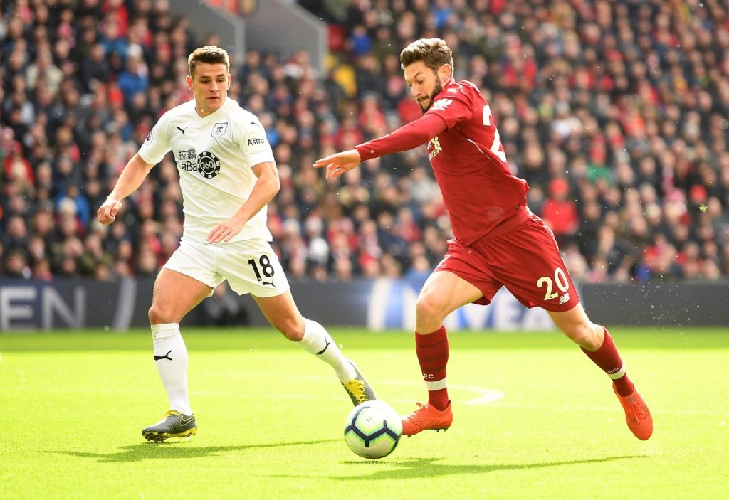 Adam Lallana to stay at Liverpool until the end of the season