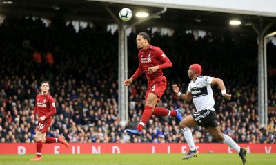 Virgil van Dijk and Ryan Babel