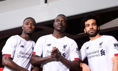 Liverpool away kit 2019-2020