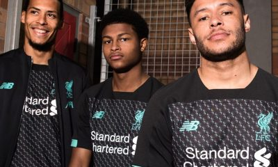 Liverpool third kit 2019-20