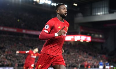 Divock Origi is a target for Lazio