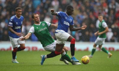 Ojo spent the 2019/20 term on loan at Rangers (Getty Images)