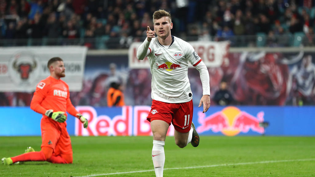 Chelsea signed Timo Werner from RB Leipzig last summer.