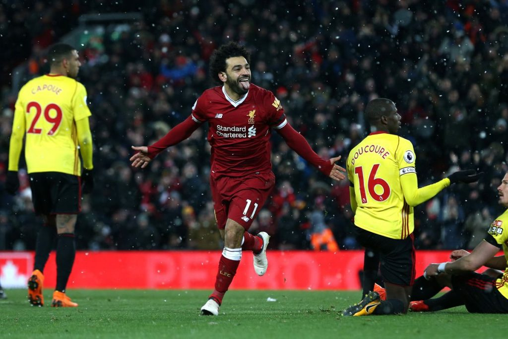 Mohamed Salah Nigel Pearson Liverpool warning