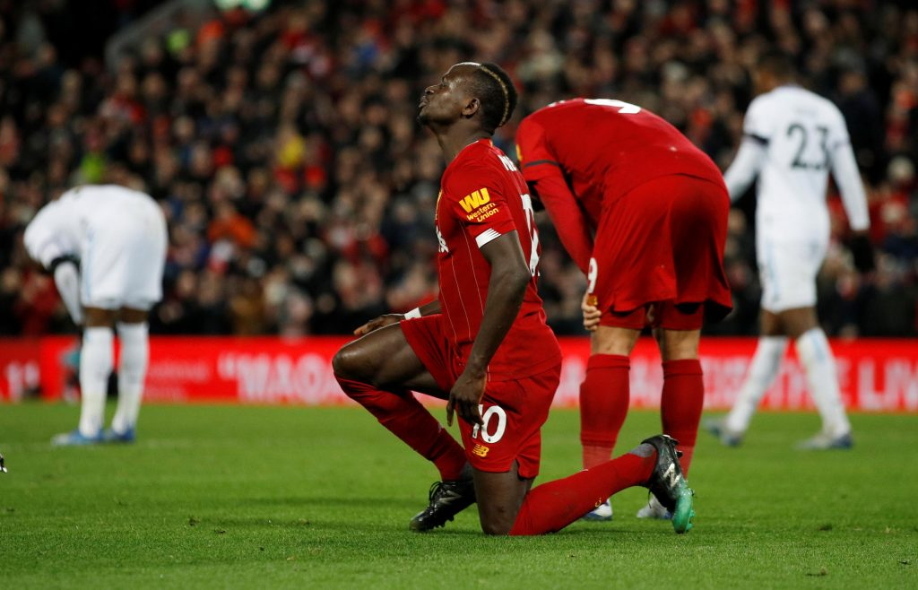 Sadio Mane Liverpool Player Ratings