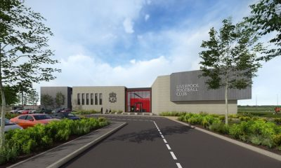 Liverpool's new training base will be state of the art