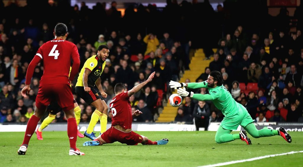 Alisson Becker Liverpool Player Ratings