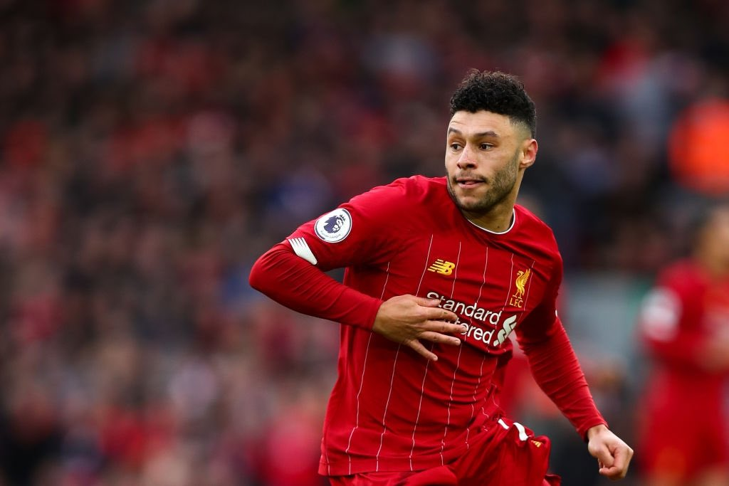 Alex Oxlade-Chamberlain on Wolves' radar