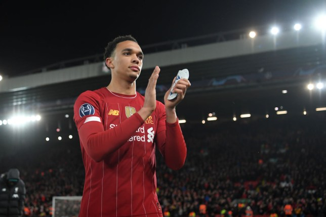 Trent Alexander-Arnold came through the ranks at Liverpool