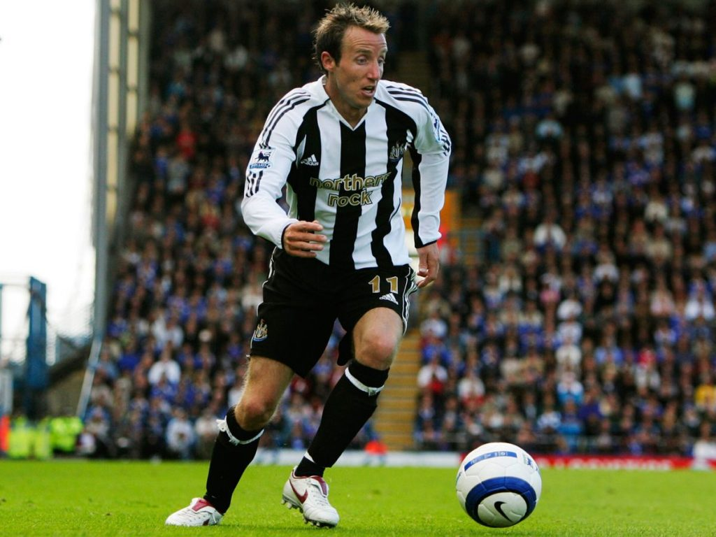 Bowyer moved to Newcastle United