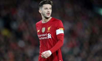 Adam Lallana is on his way out of Liverpool