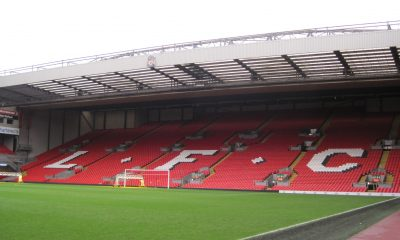 An Empty Anfield could witness Liverpool make history