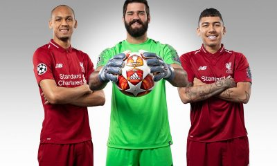 Liverpool have a strong Brazilian presence in the team
