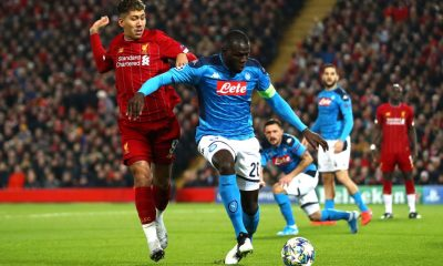 Liverpool target Kalidou Koulibaly could be on his way to Paris Saint Germain