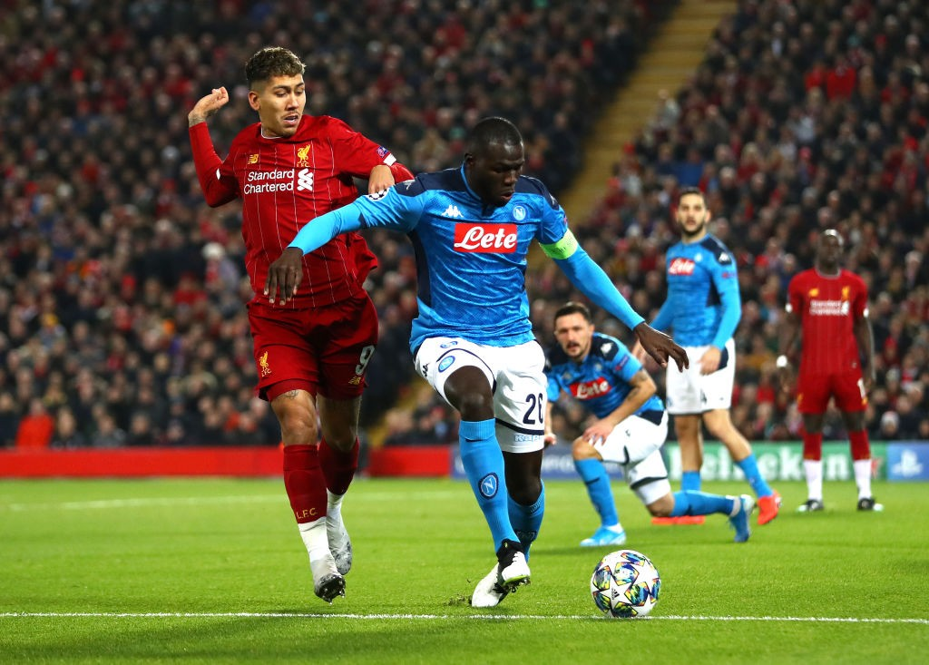 Napoli defender Kalidou Koulibaly has been approached by Bayern Munich over a possible transfer move.