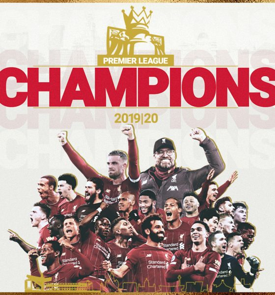 Liverpool crowned English premier League Champions