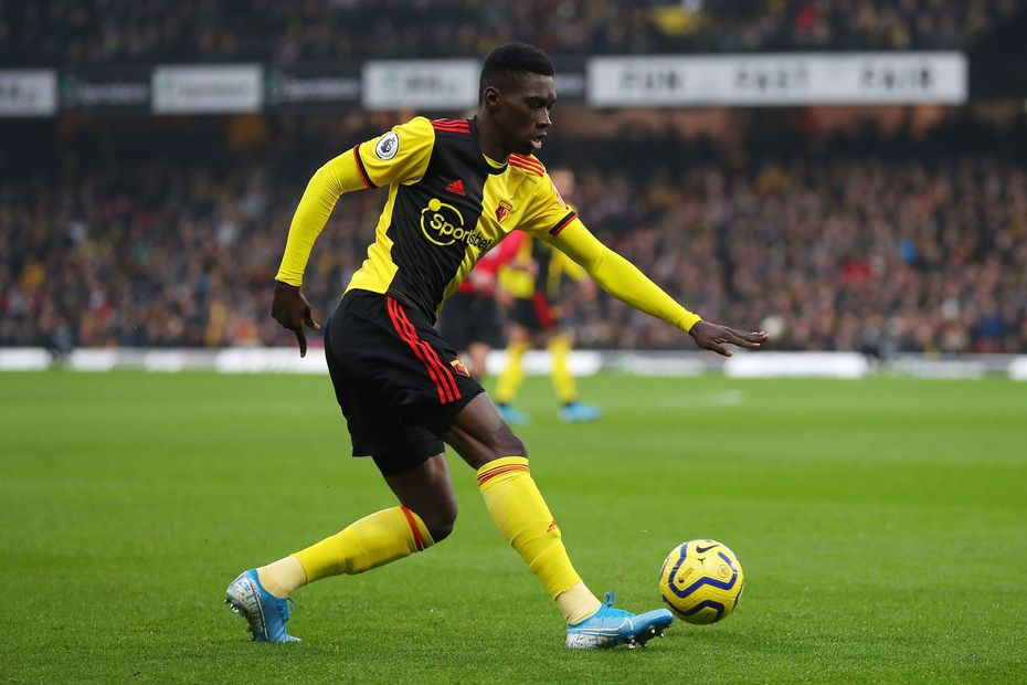 Ismaila Sarr impressed in his debut PL season
