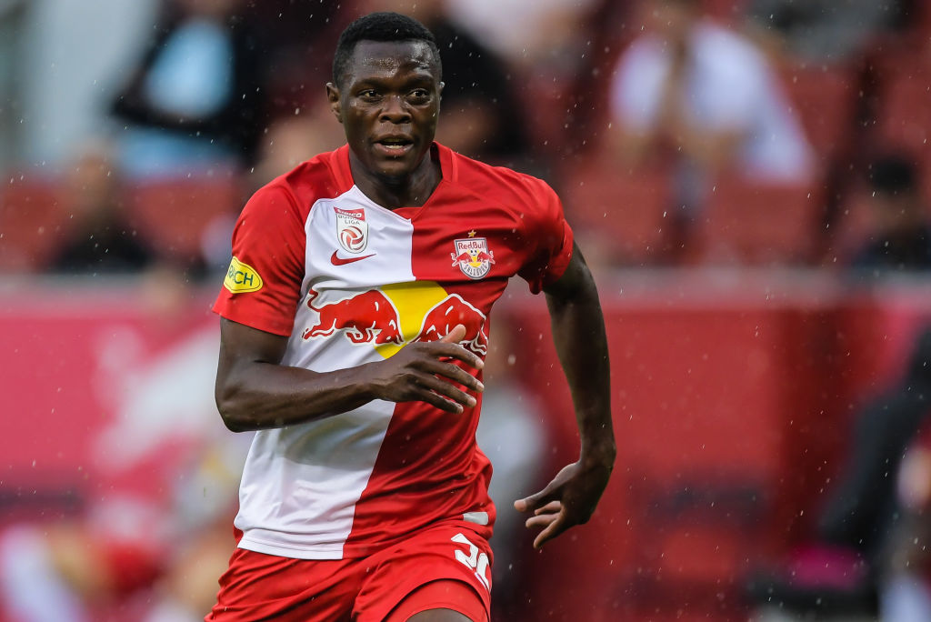 Patson Daka is a transfer target for Liverpool, Arsenal, and both the Manchester clubs.