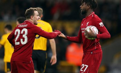 Jurgen Klopp could offload Xherdan Shaqiri and Divock in January to fund defensive signings. (GETTY Images)