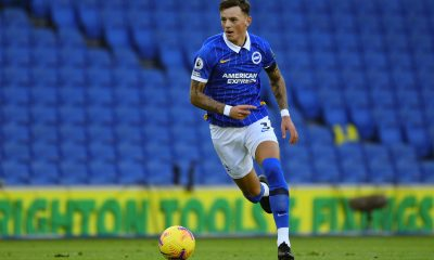 Brighton centre-back Ben White has been linked with Liverpool as Jurgen Klopp continues his search for a centre-back. (GETTY Images)