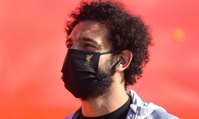 Salah will fly back to Liverpool despite returning three positive coronavirus tests. (GETTY Images)