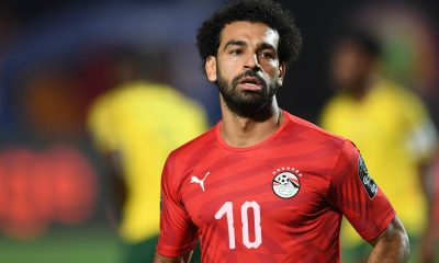 Egypt are hoping to make Salah one of their designated overage players in the Olympics next summer. (GETTY Images)