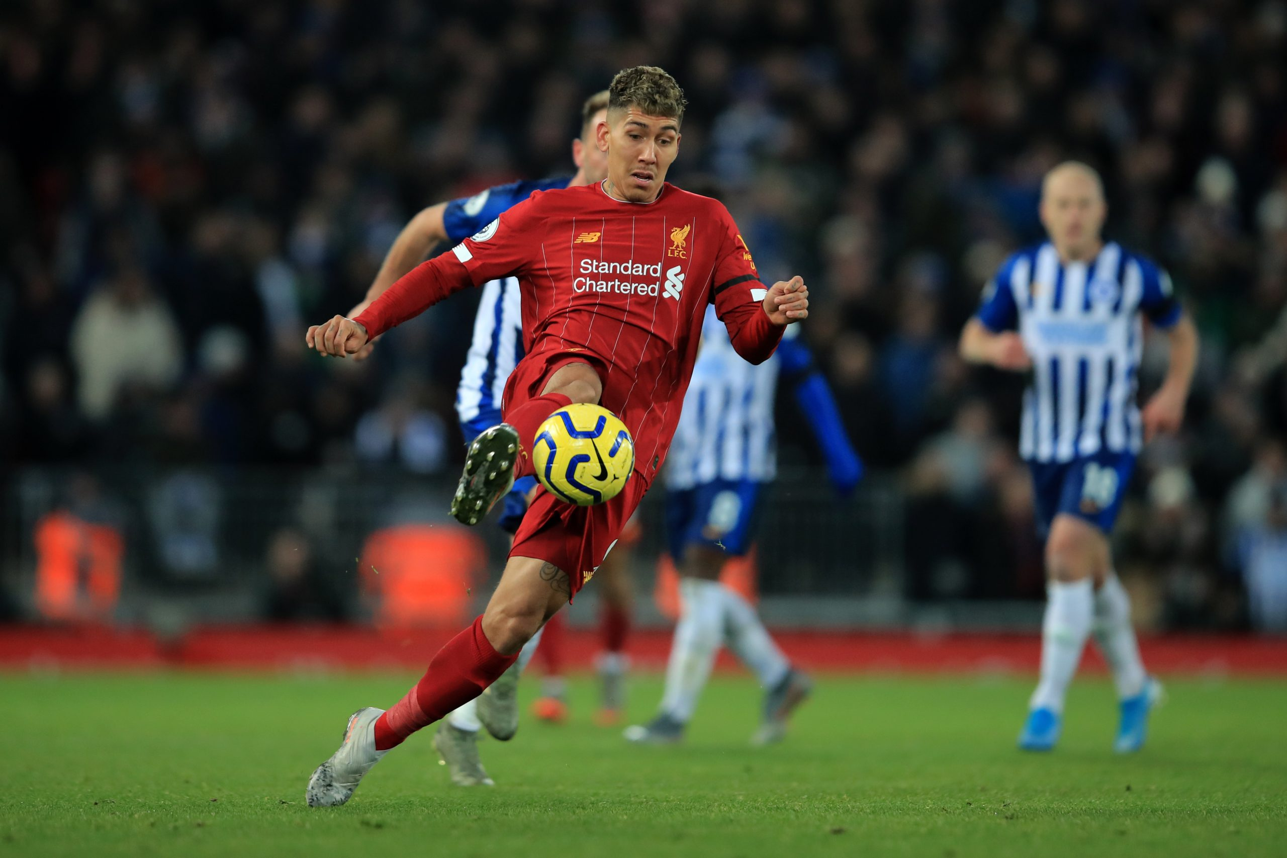 Roberto Firmino is expected to start against Brighton this weekend. (GETTY Images)