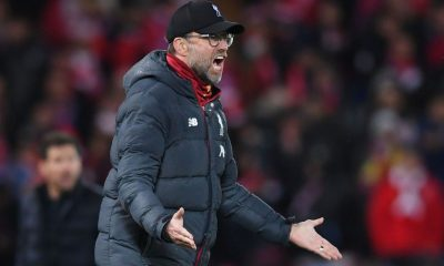 Jurgen Klopp has earlier indicated that he would not be opposed to the idea of replacing Joachim Low. (GETTY Images)