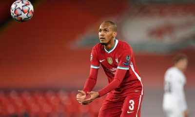 Liverpool plan to offer Fabinho a new contract. (GETTY Images)
