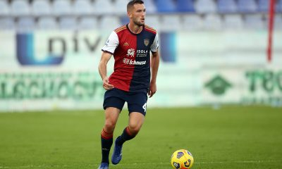 Liverpool want to sign Cagliari youngster Sebastian Walukiewicz. (GETTY Images)